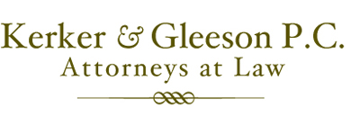 Kerker & Gleeson P.C. Attorneys at Law